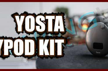 Pod / Starter Vape Wednesday's – Yosta YPod Review