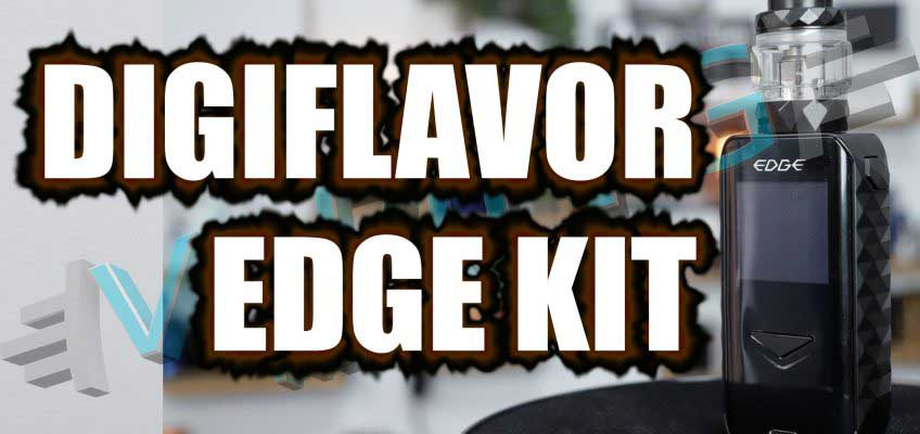 Digiflavor Edge Kit Review – …with added wireless stuff…