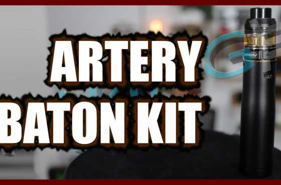 Artery Baton Kit Review – Artery head into the semi mech market