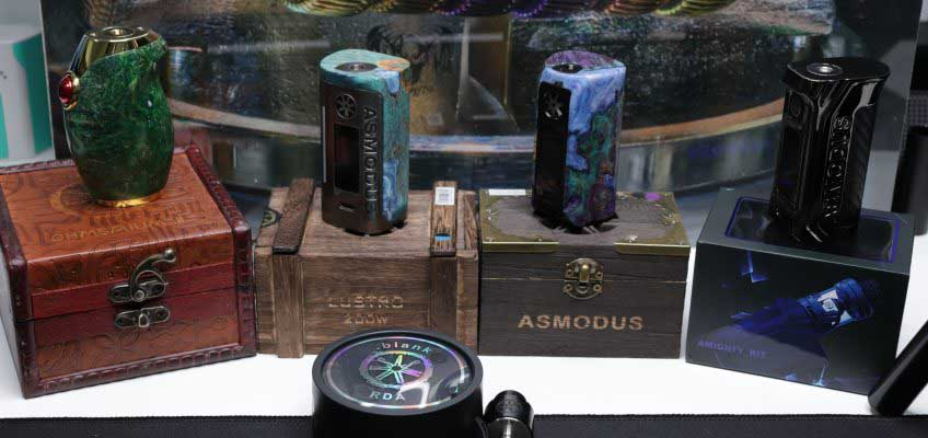 Just In… January 14th…Asmodus Package