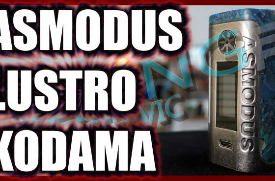 Asmodus Lustro Kodama Edition Review – The stab wood version of the lustro