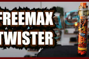 Freemax Twister Review – The Vision Spinner dragged into 2019