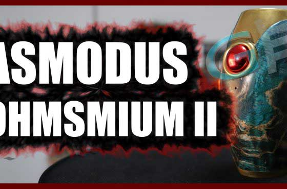 Asmodus Ohmsmium 2 Review – The Big Red Button…