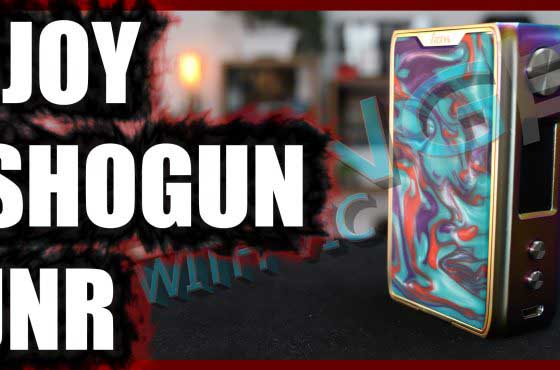 iJoy Shogun Jnr Review – Its the Shogun, but smaller…
