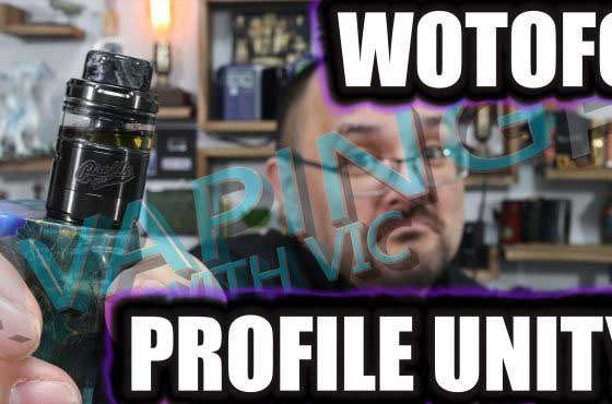 Wotofo Profile Unity Review – Yup, a mesh RTA again…
