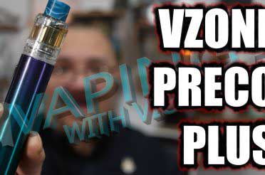 VZone Preco Plus Kit Review – The Preco Kit…but 18650 compatible