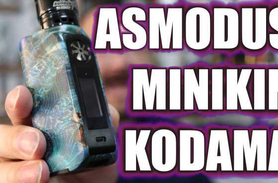 Admodus Minikin 2 Kodama Review – The Minikin 2 in a stab wood shell