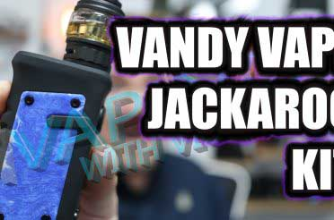 Vandy Vape Jackaroo Kit Review – …an alternative to the Aegis?