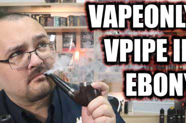 VapeOnly vPipe 3 Ebony Review – The vPipe III with an overhaul