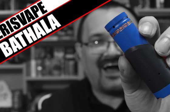 A telescoping mainstream mech? – SerisVape Bathala Review
