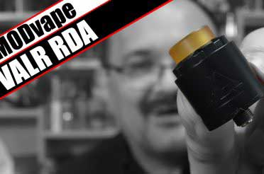 Something…different… – AModVape Valr RDA Review