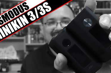 The successor of the Minikin 2 – Asmodus Minikin 3 and 3S Review