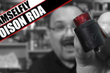 DamselFly are back in the running – DamselFly Poison RDA Review