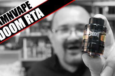 Has DamnVape solved the Mesh RTA problem? – DamnVape Doom RTA