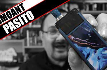 A rebuildable pod system? – Smoant Pasito Review