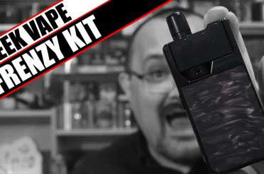 GeekVape's take on the Orion – Geek Vape Frenzy Kit Review