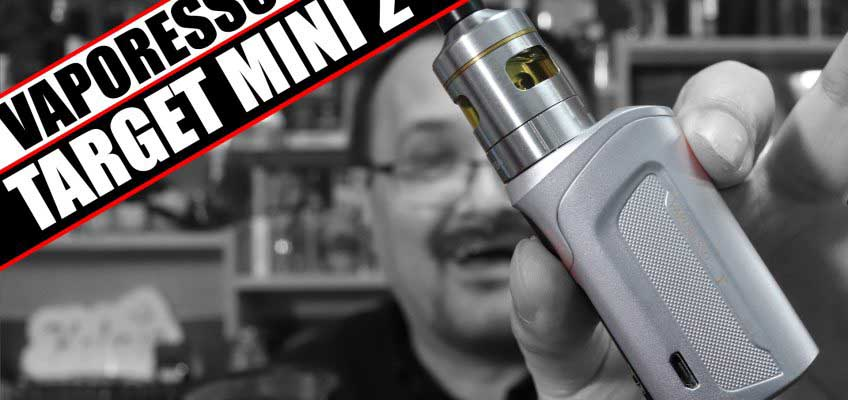 Will it be as good as the first? – Vaporesso Target Mini V2 Review