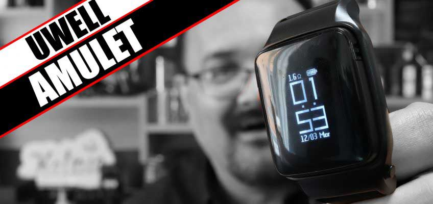 When is a watch not a watch? – UWELL Amulet Review