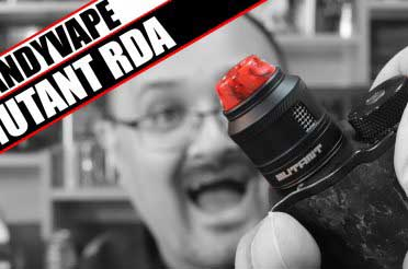 Vandy Vape and Twisted420 do a vertical – Vandy Vape Mutant RDA Review