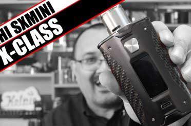 YiHi SXMini X-Class Review – SXMini's auto squonker hits retail