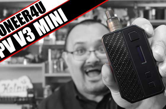 Auto squonking starter kit? – IPV V3 Mini Review