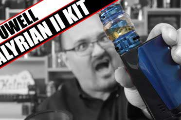UWell's take on the Gen 3 – UWell Valyrian II Kit Review
