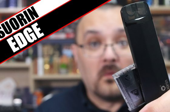 A replaceable battery pod? – Suorin Edge Review