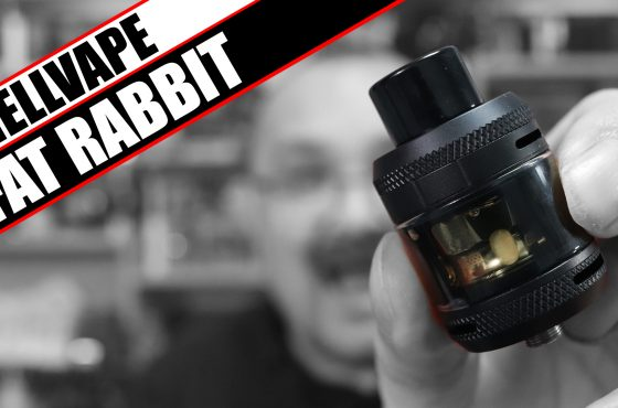 The bunny put some weight on – HellVape Fat Rabbit Review