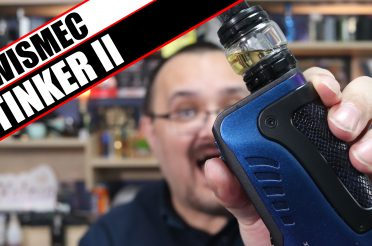 Looks better than the first – Wismec RX Tinker 2 Review