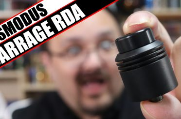 A constant barrage of air – Asmodus / VapingWithThesis Barrage RDA Review