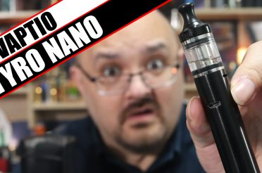 STOPTOBER – Vaptio Tyro Nano Kit Review