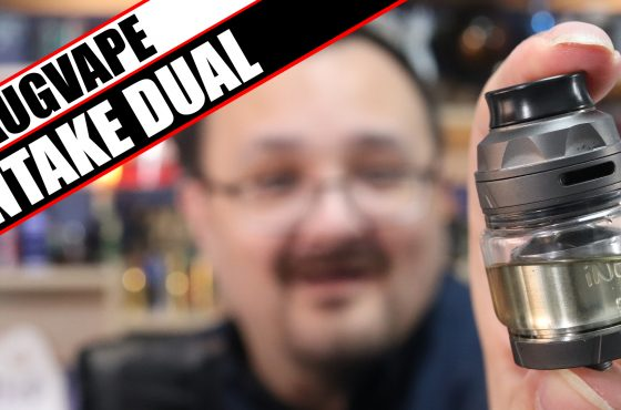 A duality of intakes – AugVape / Mike Vapes Intake Dual RTA Review