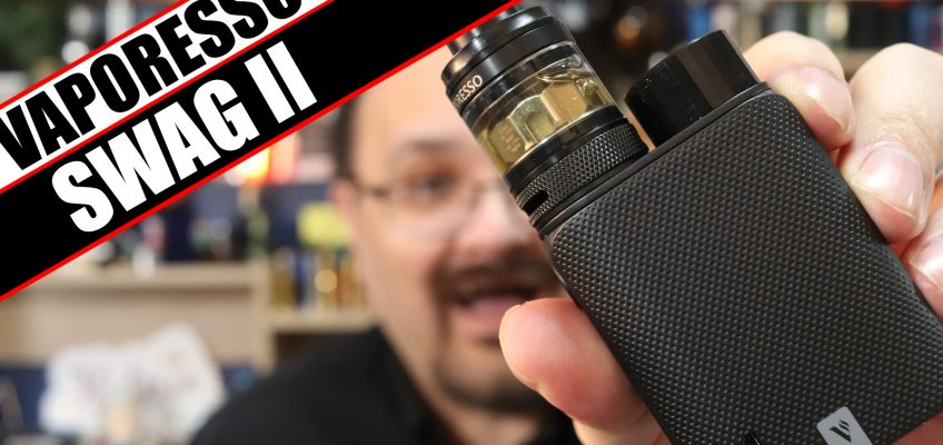 The Swag gets an update – Vaporesso Swag II Review