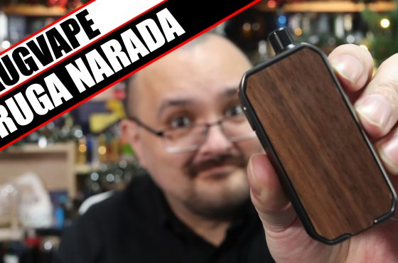 The Druga goes AIO…with an RBA! – AugVape Druga Narada and RBA Review
