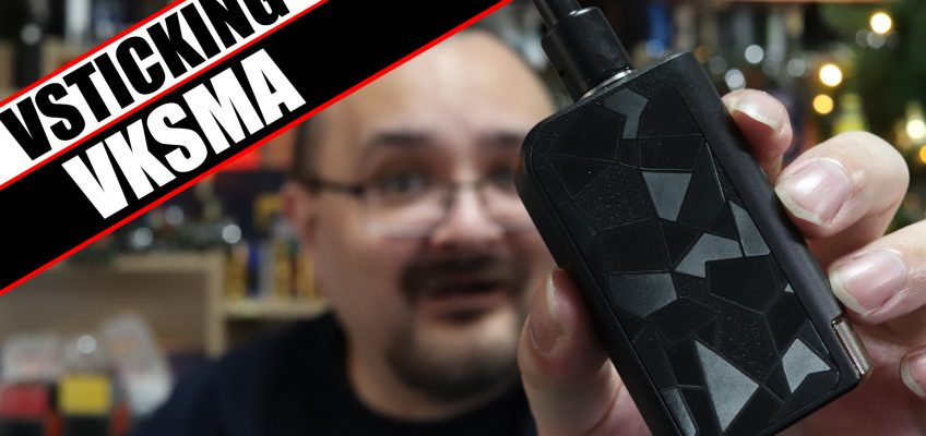 The Auto Squonk makes a return – VSticking VKsma Review