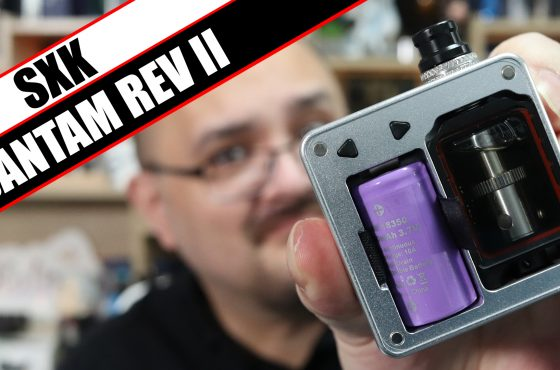 A revision so soon? – SXK Bantam Box Rev 2 Review