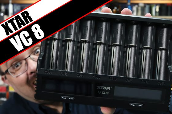 Xtar go for an 8 bay – XTar VC 8 Review