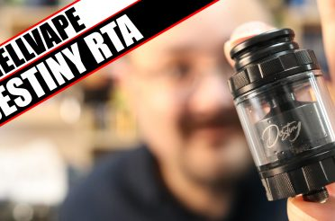 The best single coil RTA so far? – Hellvape & Alex Vapers MD Destiny Review