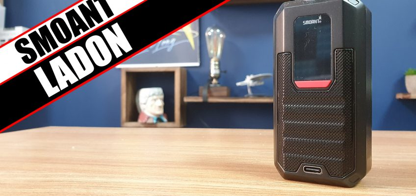 Smoant's new Lad…on the block *badumtish* – Smoant Ladon Review