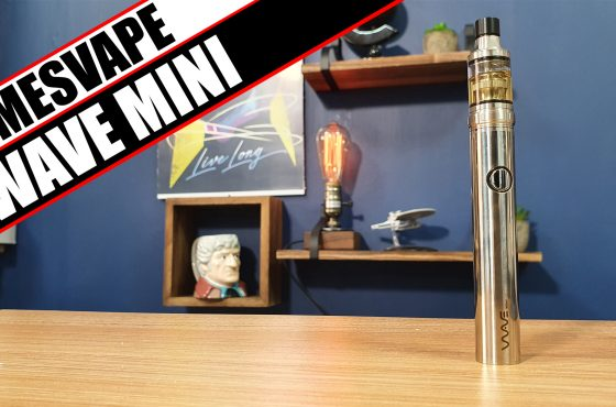 Back to the classic look – TimesVape Wave Mini/Salty Kit Review