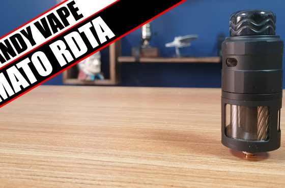 Can it stand on its own merit? – Vandy Vape Mato RDTA Review