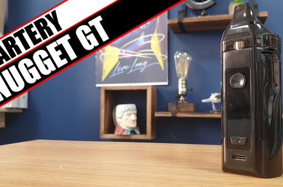 Artery go dual battery with Pod Mods – Artery Nugget GT Review