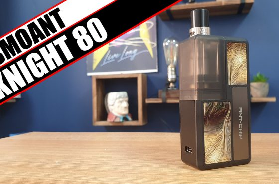 The Knight switches to AIO – Smoant Knight 80 Review