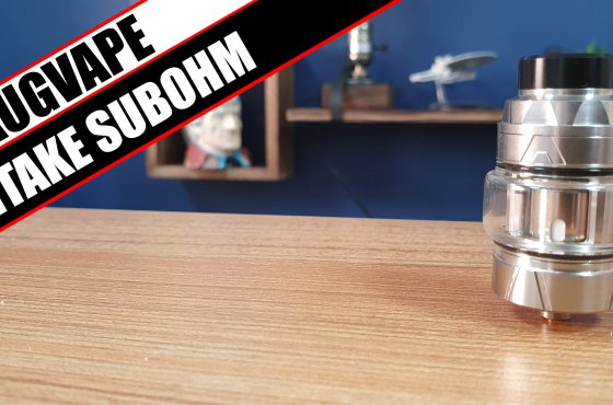 The Intake in Stock Coil format? –  Augvape Intake Sub-Ohm Review