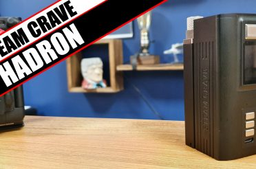 Well, that's big… – Steam Crave Hadron and Hadron Backpack
