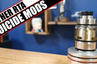 Ether RTA by Suicide Mods & Vaping Bogan – MOAR MTL!!!!