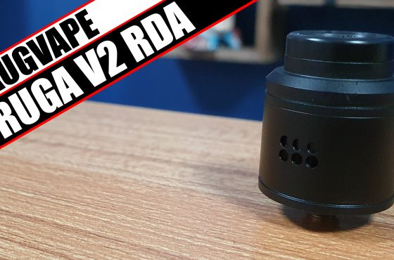 Augvape Druga RDA V2 – Another one not deserving of the V2?