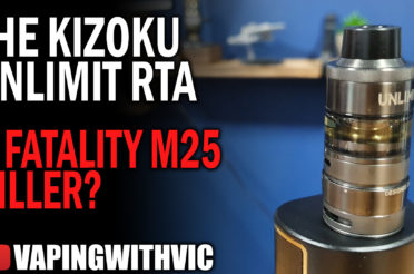 Kizoku Unlimit Stock & RTA – A Fatality M25 Killer?