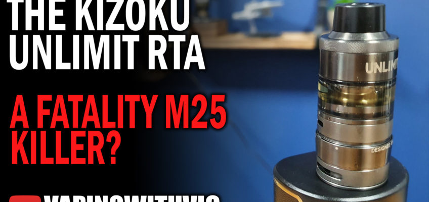 Kizoku Unlimit Stock & RTA – A Fatality M25 Killer?