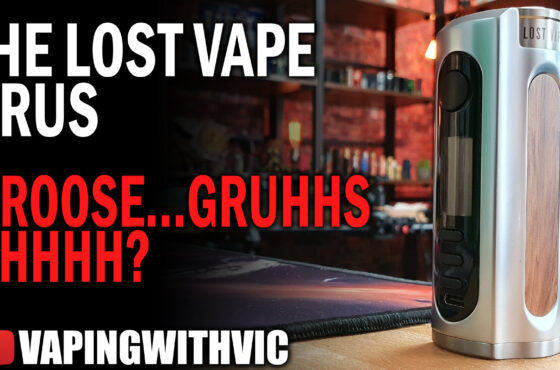 Lost Vape Grus – Odd name